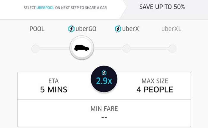 Uber And Ola Bring Back Surge Pricing