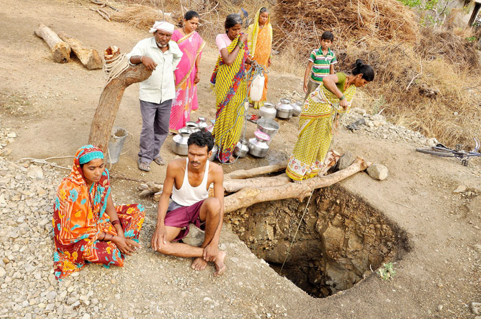 After His Wife Was Denied Water, Dalit Labourer Digs Up Well In 40 Days