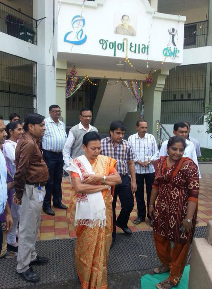 HIV Positive love binds woman to 54 girls in Surat