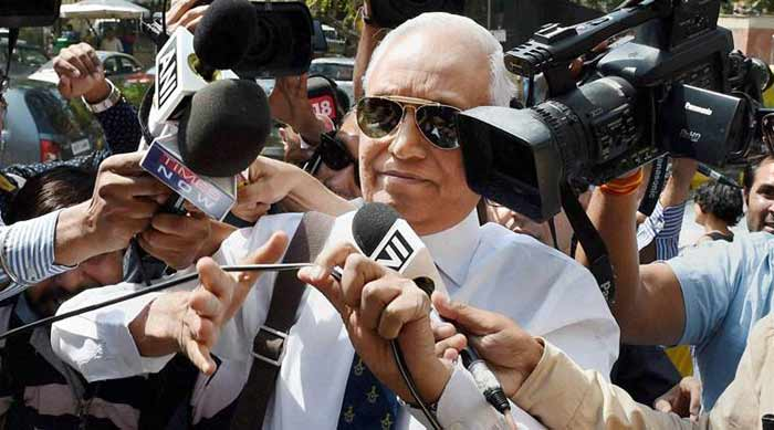 Air Force chief SP Tyagi