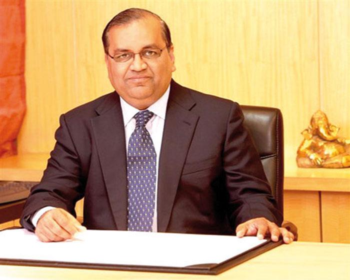 Surendra Jiwrajka, an executive director at Alok
