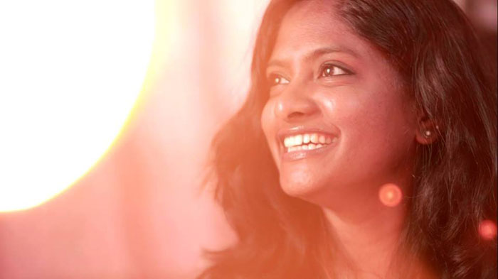 Shalini Saraswathi has a fighting spirit which refuses to give up
