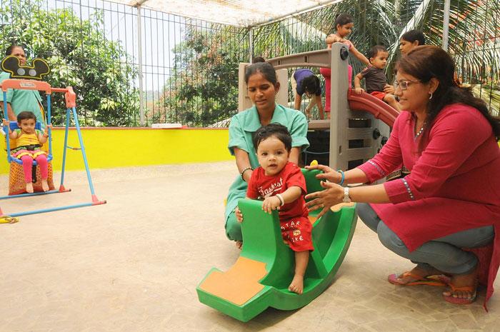 Maneka Gandhi Childcare