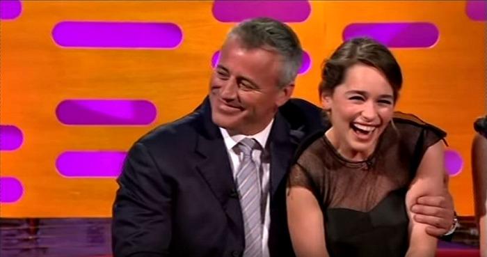 Matt and Emilia