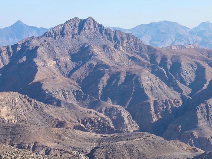 Representational image/Jebel Jais