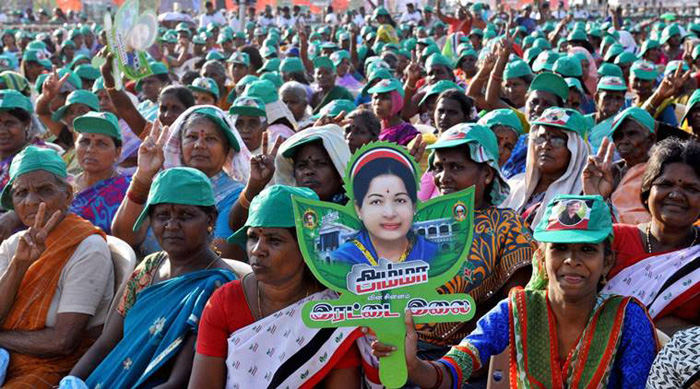 Free Mobiles, WiFi, And Power, It Is Raining Freebies For Voters In Poll-Bound Tamil Nadu