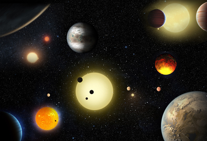 NASA Discovers 1,284 Planets Outside Solar System, Highest So Far
