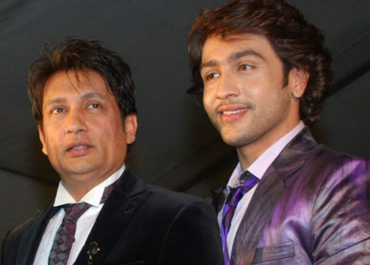 Adhyayan And Shekhar Suman