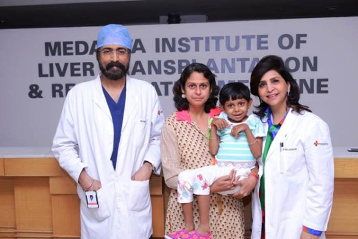 Mumbai Woman Donates Liver To Save Daughter