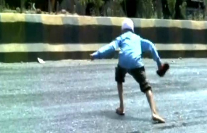 If You Walk Around In Gujarat Today, You Might Get Stuck To The Melting Roads!