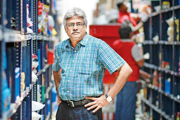 BigBasket CEO Hari Menon