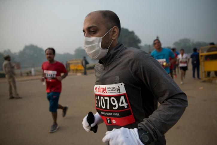 runner in delhi