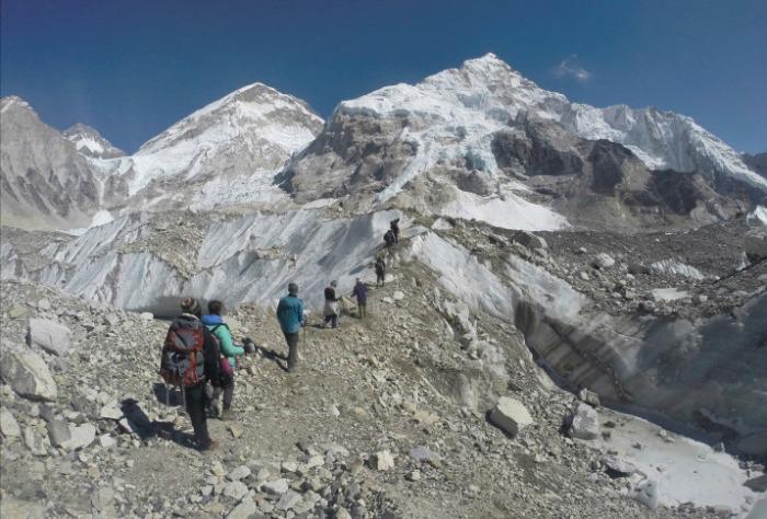 Mount everest