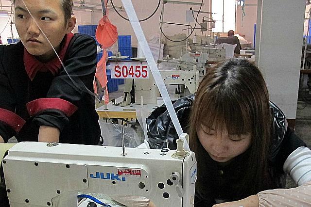 china underwear maker