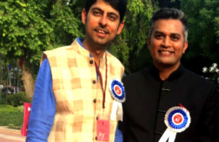 Neeraj Ghaywan and Varun Grover