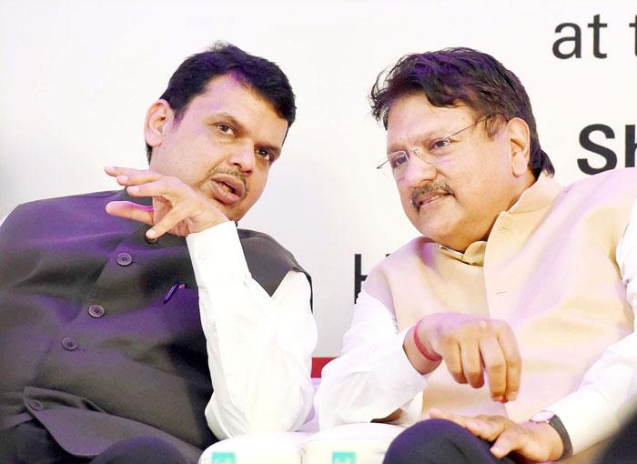 CM Devendra Fadnavis led BJP