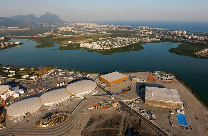Rio de Janeiro Games Village
