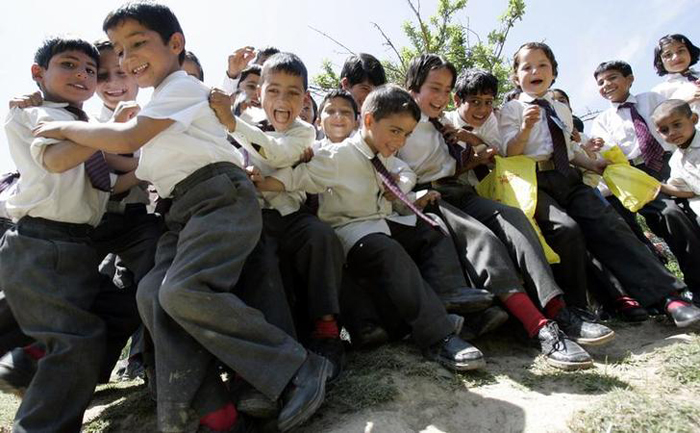 Weight Off Shoulder: Kids In South Slimmer Than In North
