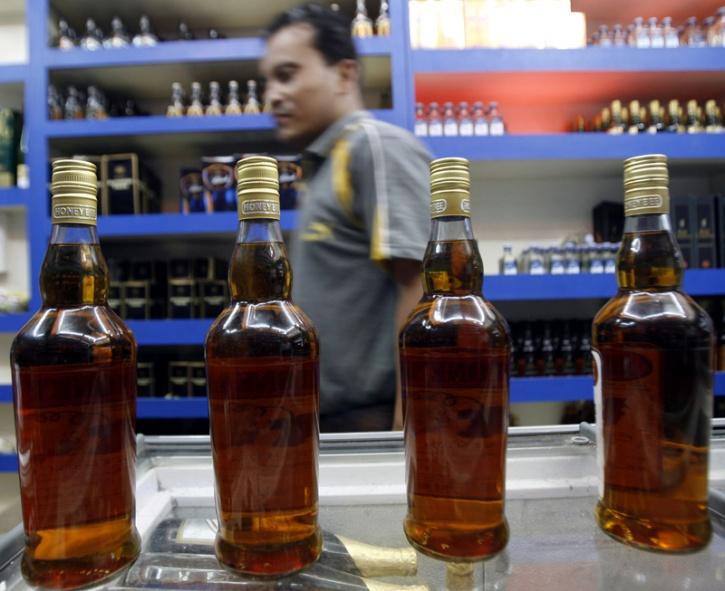 India alcohol