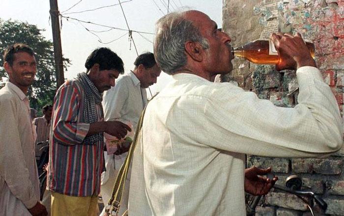 Bihari Tribal Funeral Can