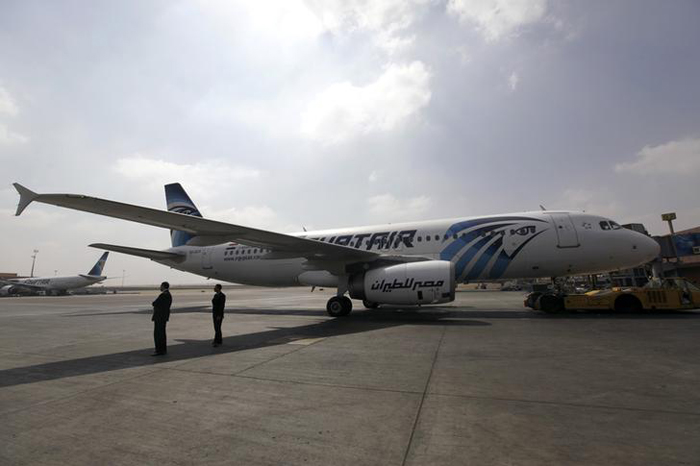 EgyptAir says flight from Paris to Cairo missing with 66 on board