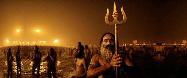 Hindu priest kumbh