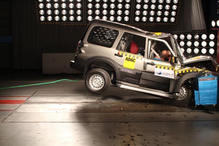 Global NCAP safety test fails seven Indian cars, car companies remain unfazed