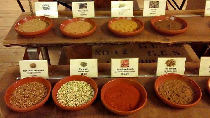 Spice Museum at Hamburg