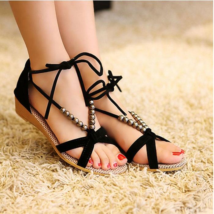 Fancy flip-flops