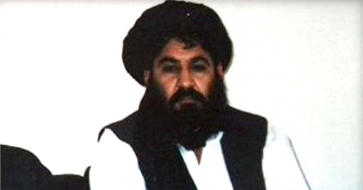 Taliban Loosing Ground, US Claims That Leader Mullah Akhtar Mansoor Killed During Drone Attacks In Pakistan