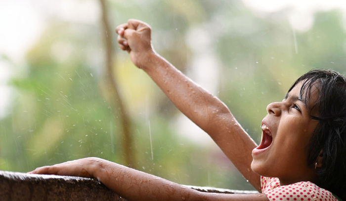 Sudden Rains Shower Over Marathwada, But There