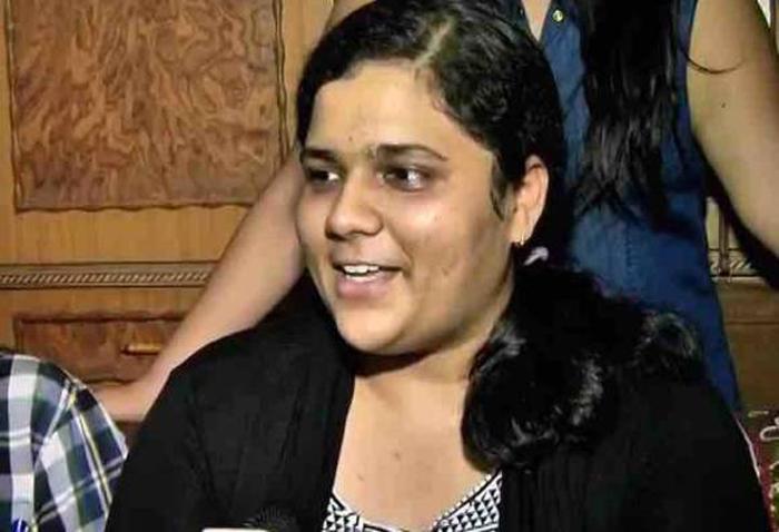 Delhi Girl Sukriti Gupta Tops  CBSE Class XII Exams , As Girls Outshine Boys