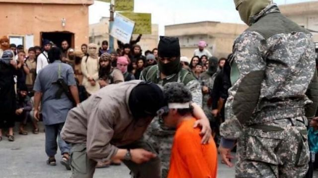 isis execution 1