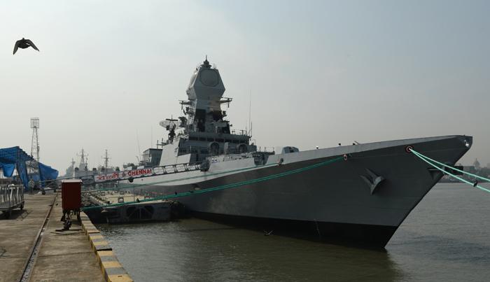 INS Chennai