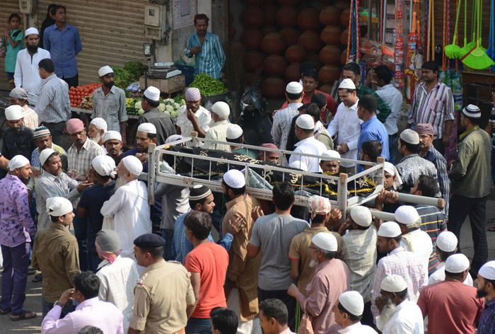 SIMI operatives killed in an encounter in Bhopal