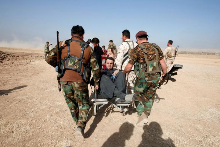 ISIS   wheelchair