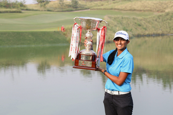 Women's Golf Star Aditi Ashok Now Targets LPGA Tour - Women's Golf Star Aditi Ashok Now Targets LPGA Tour
