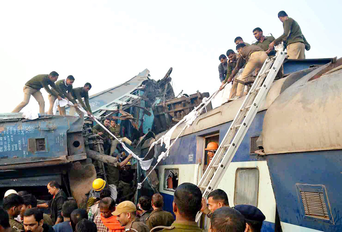 Take A Look At Deadliest Train Accidents in India Caused As A Result Of Negligence PTI