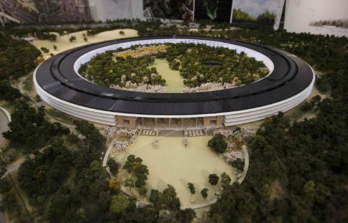 Apple Campus 2 HQ
