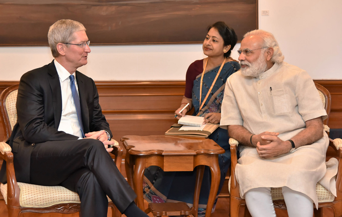 Apple Asks India: Give Us Incentives To Set Up Manufacturing