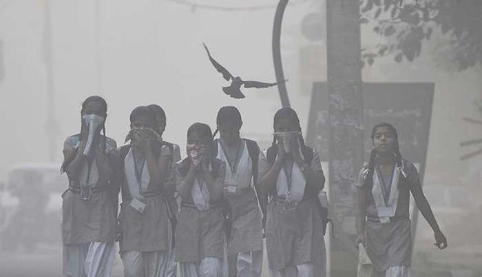 As Delhi Becomes