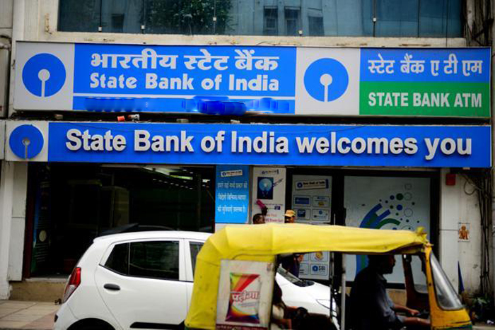 Thieves Steal Coins Worth 1 Lakh From SBI Branch