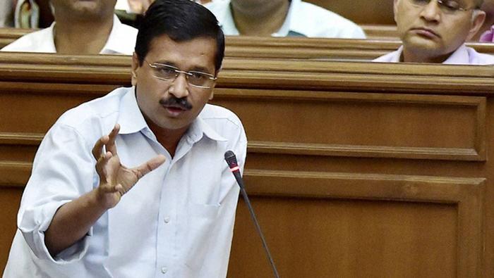 Is Money Safe Inside Banks , Asks Arvind Kejriwal