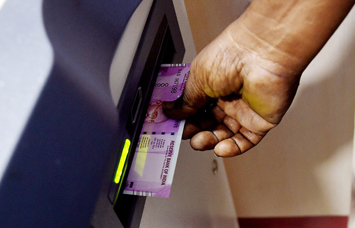 India Forced To Import Parts From China To Keep ATMs Running