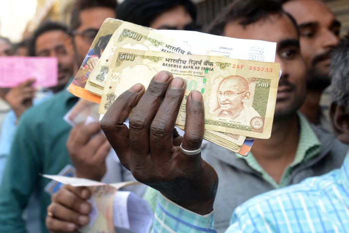 Banks Get About Rs 5.44 Lakh Crore Worth Of Scrapped Notes