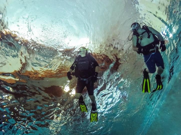 underwatersports
