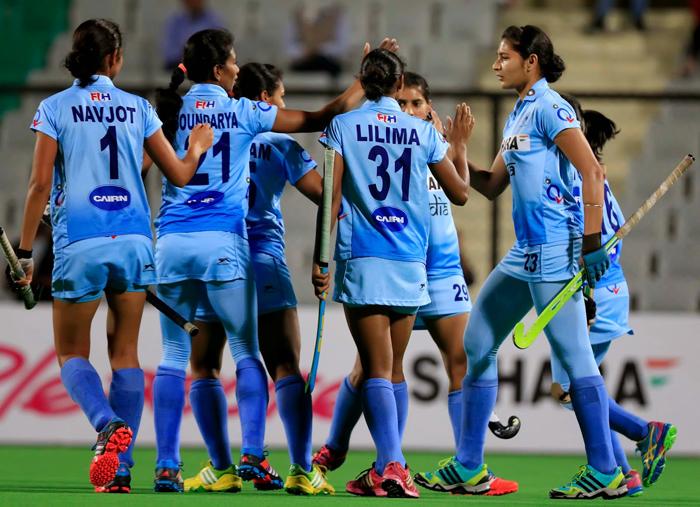 women hockey india