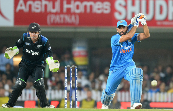 Indian Selectors Back Popular Mood, May Back Dhoni The Captain Till 2019 World Cup