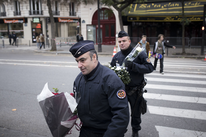 On The First Anniversary Of The Paris Attacks, France Holds Ceremonies To Remember Its Fallen