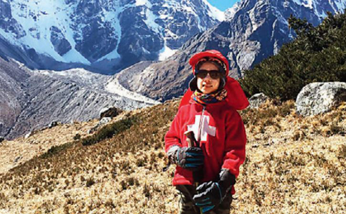 This 6-Year-Old Youngest From Maharashtra Has Reached Everest Base Camp
